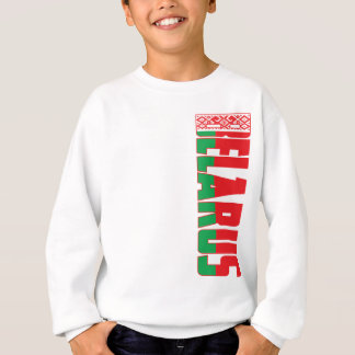 Belarus Flag Sweatshirt