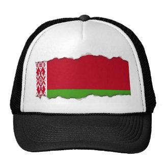 Belarus Flag Trucker Hat