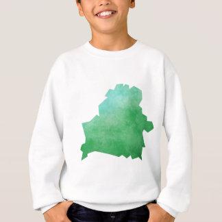 Belarus Map Sweatshirt