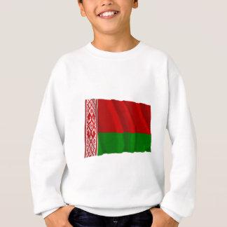 Belarus Waving Flag Sweatshirt