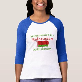 Belarusian Builds Character T-Shirt
