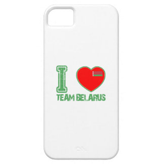 belarusian designs iPhone 5 cover