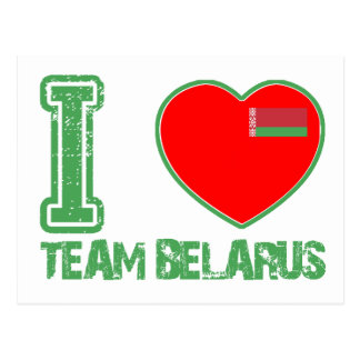 belarusian designs postcard