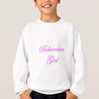 Belarusian Girl Sweatshirt