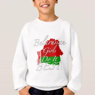 Belarusian Girls Do It Best! Sweatshirt