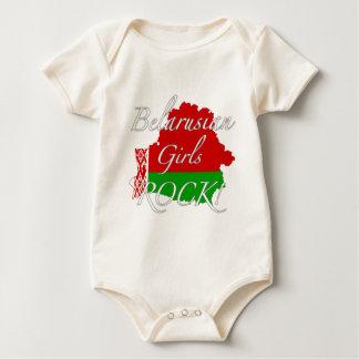 Belarusian Girls Rock! Baby Bodysuit