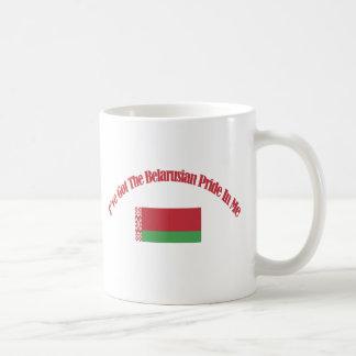 belarusian patriotic flag designs coffee mug