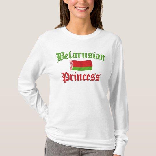 Belarusian Princess T-Shirt
