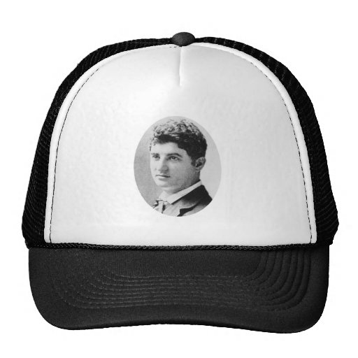 Belasco ~ David / Playwright Theatrical Producer Trucker Hats