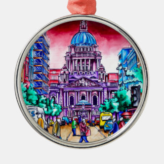 Belfast Alive - Royal Avenue Metal Ornament