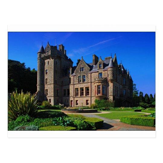 Belfast Castle,  Northern Ireland Postcard