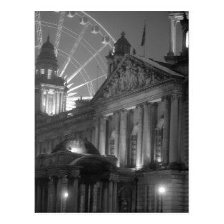 Belfast City Hall Postcard
