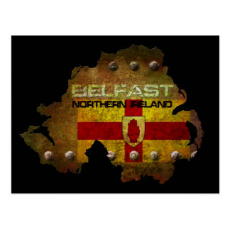Belfast Northern Ireland Postcard