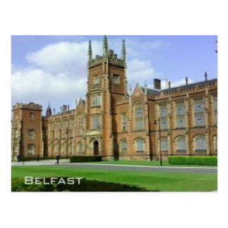Belfast Postcard