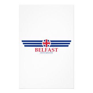 Belfast Stationery