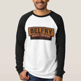 Belfry Music Theatre - Mens Baseball T-Shirt