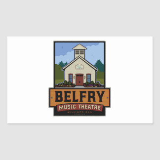 Belfry Sticker