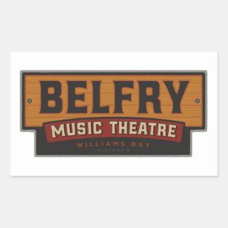 Belfry Sticker