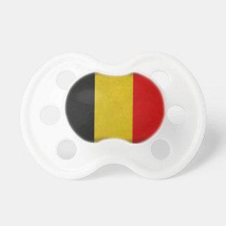 Belgian Belgium flag Baby Pacifiers