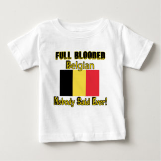 Belgian citizen design baby T-Shirt