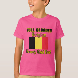 Belgian citizen design T-Shirt