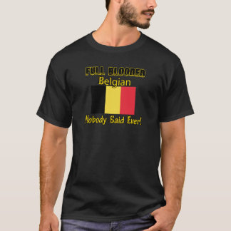 Belgian citizen design T-Shirt