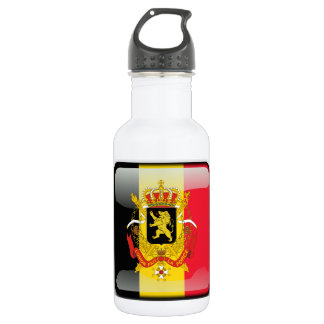 Belgian Coat of arms 532 Ml Water Bottle