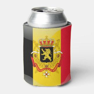 Belgian Coat of arms Can Cooler