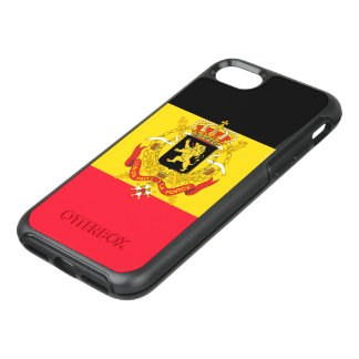 Belgian Coat of arms OtterBox Symmetry iPhone 8/7 Case