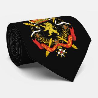 Belgian Coat of arms Tie