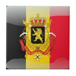Belgian Coat of arms Tile