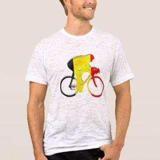 Belgian Cyclists from Belgium Bicyle Gear T-Shirt