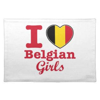 Belgian Design Place Mat