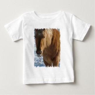 Belgian Draft Horse  Baby T-Shirt