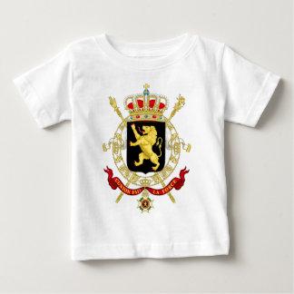 Belgian Emblem - Coat of Arms of Belgium Baby T-Shirt