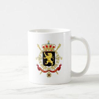 Belgian Emblem - Coat of Arms of Belgium Coffee Mug