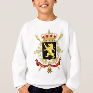 Belgian Emblem - Coat of Arms of Belgium Sweatshirt