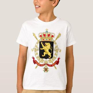 Belgian Emblem - Coat of Arms of Belgium T-Shirt