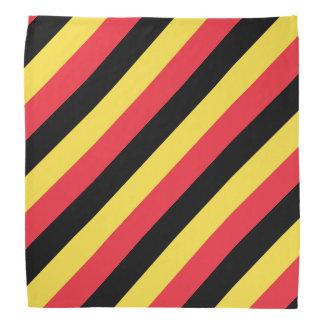 Belgian flag bandana | Colors of Belgium