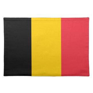 Belgian Flag MoJo Placemat