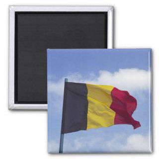 Belgian flag RF) Magnet