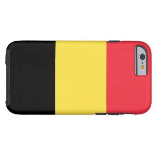 Belgian Flag Tough iPhone 6 Case