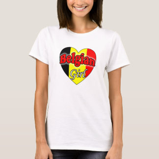 Belgian Girl T-Shirt