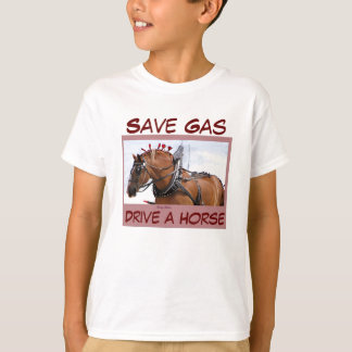Belgian Horse, T-shirts
