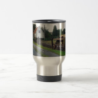 Belgian Horse Travel Mug