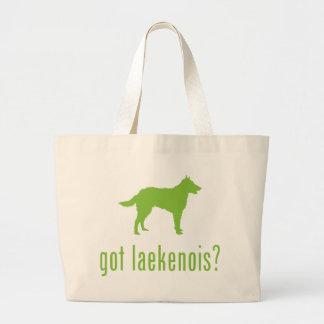 Belgian Laekenois Jumbo Tote Bag