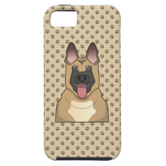 Belgian Malinois Cartoon iPhone 5 Covers