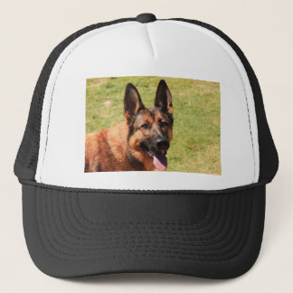 Belgian Malinois German Shepherd Trucker Hat