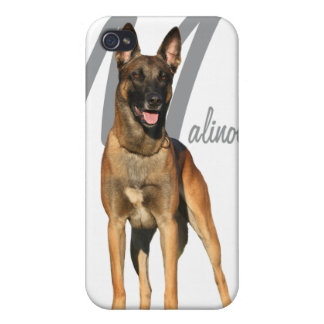 Belgian Malinois iPhone case Case For The iPhone 4