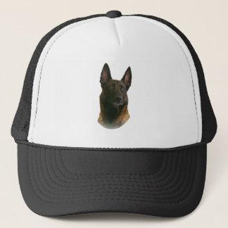 belgian malinois trucker hat